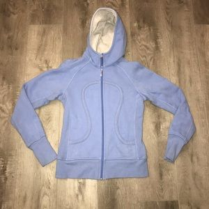 LULULEMON Scuba Hoodie Jacket Sweater Size 6